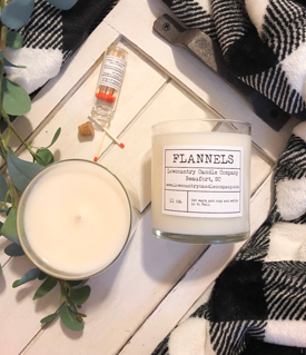 Handmade Scented Candles with Gift Box