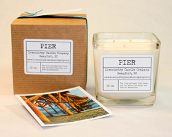 Handmade Candles from the Lowcountry of South Carolina